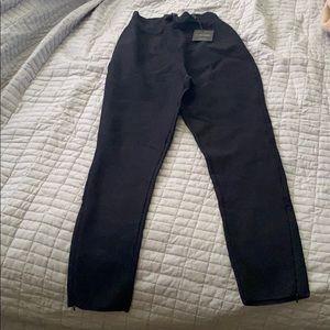 Black azelea pants
